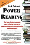 Book. Rick Ostrov. Power Reading.
