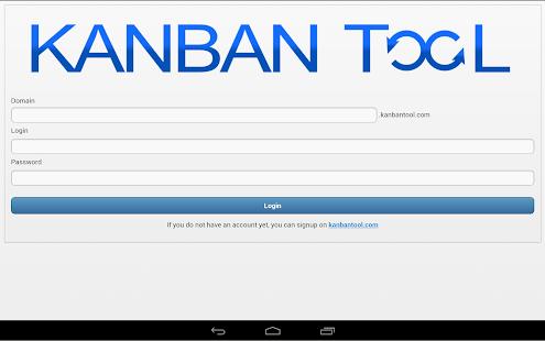 Kanban Tool - screenshot thumbnail