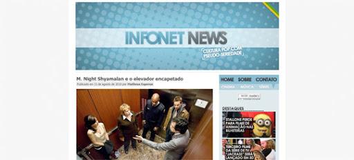 website infonet news
