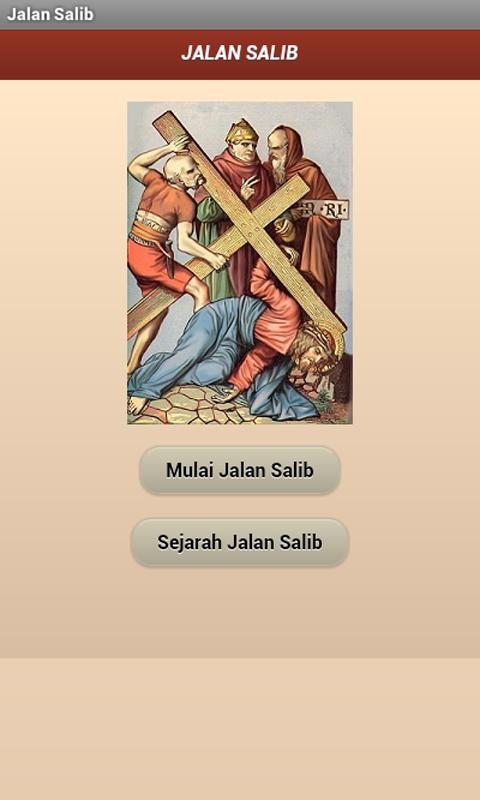 Jalan Salib - screenshot
