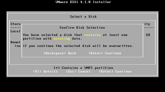 Building the ESXi Boot Drive  | vCloudInfo