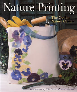 Book Nature Printing. Cover