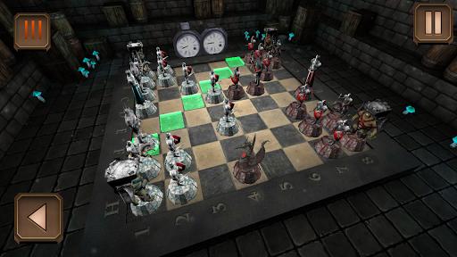 魔幻3D国际象棋