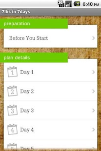 Juice Master 7lbs in 7 Days - screenshot thumbnail