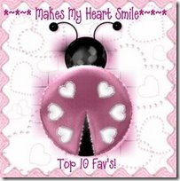 Makes my Heart Smile Award from Val
