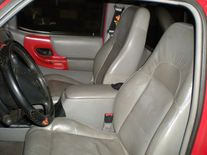Finally Put Explorer Power Seats In Std Cab Ranger Forums The Ultimate Ford Ranger Resource