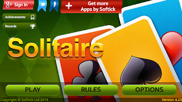 Screenshot of Busy Aces Solitaire