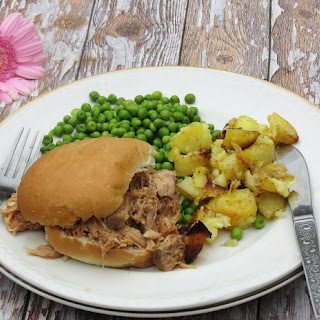 Slow cooker EPIC Pulled pork.