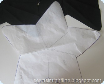 Basic Star Pillow