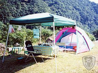 朱雀の露營回憶錄