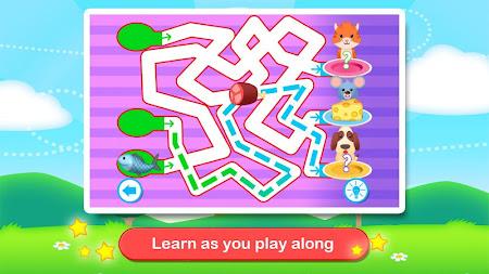 Toddler Maze 123 for Kids Free 2.4 screenshot 314743