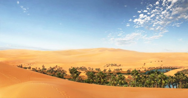 Landscape-illustration-of-sands