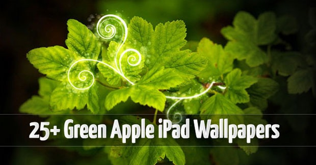 Stunning Collection of Green Apple ipad Wallpapers Inspired by Nature