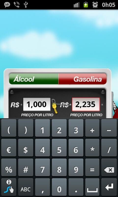 Alcool ou Gasolina, Chefia? - screenshot