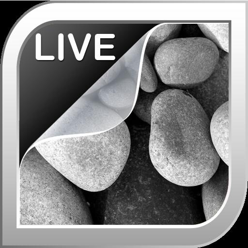 黑與白的動態壁紙 個人化 App Store-癮科技App