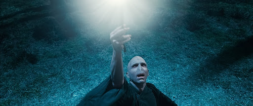Ralph Fiennes as Lord Voldemort (Deathly Halllows)