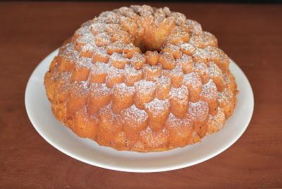 photo of a Sour Cream Pound Cake
