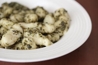 photo of homemade gnocchi
