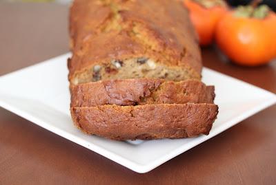 David Lebovitz's Persimmon Bread
