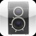 classic camera icon
