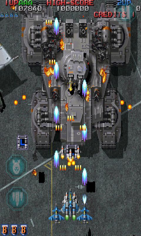 Raiden Legacy screenshot #4