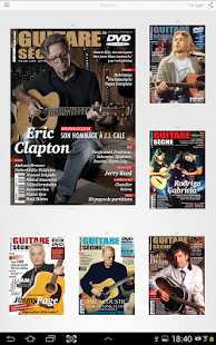 Guitare Sèche, Le Mag- screenshot thumbnail