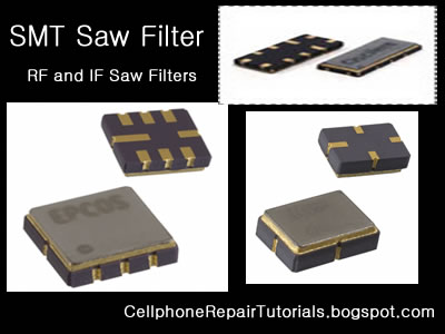 RF and IF Amplifiers and Filters ~ Free CellPhone Repair
