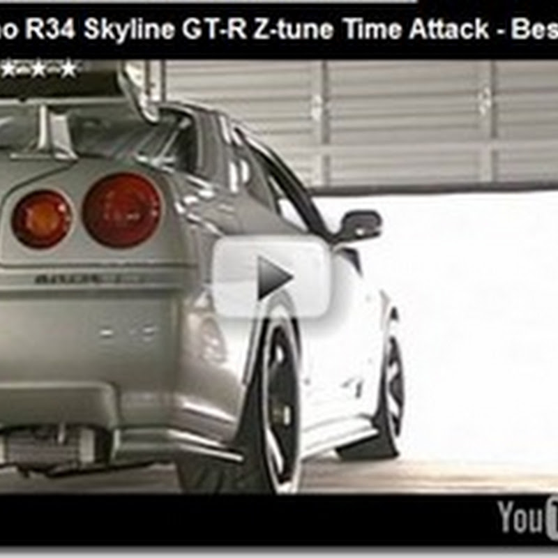 Nismo R34 Skyline GT-R Z-tune Time Attack - Best Motoring International