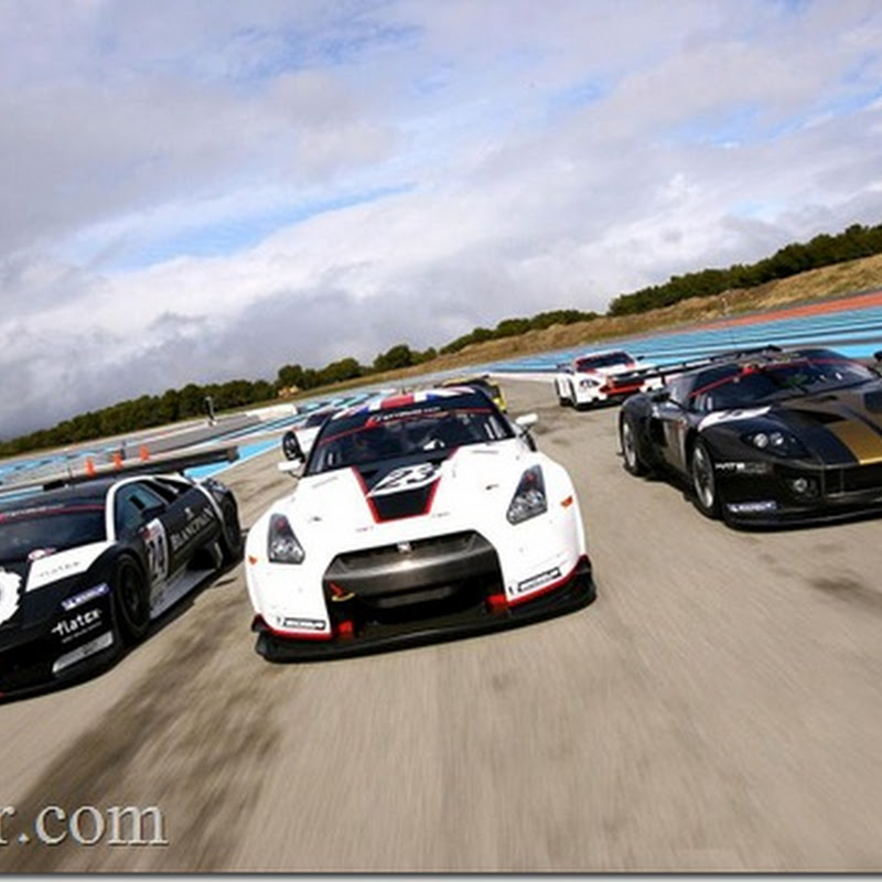 Official Car Supplier to the FIA GT1 Championship : Nissan