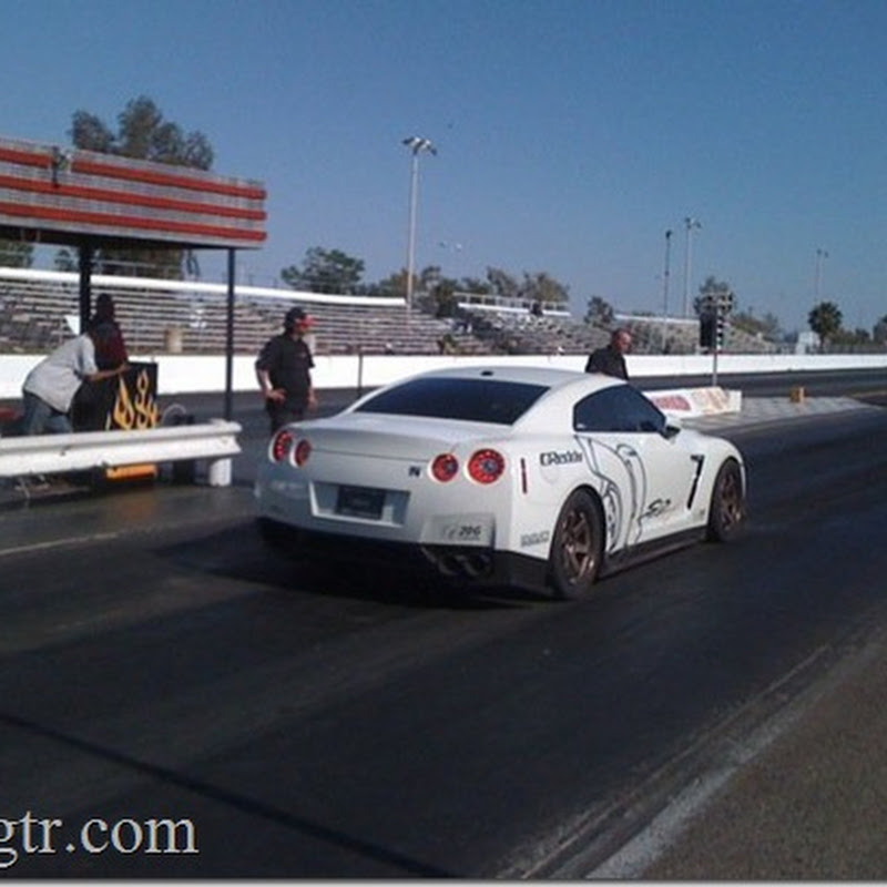 Video : 9.62@148 mph SP Engineering GT-R
