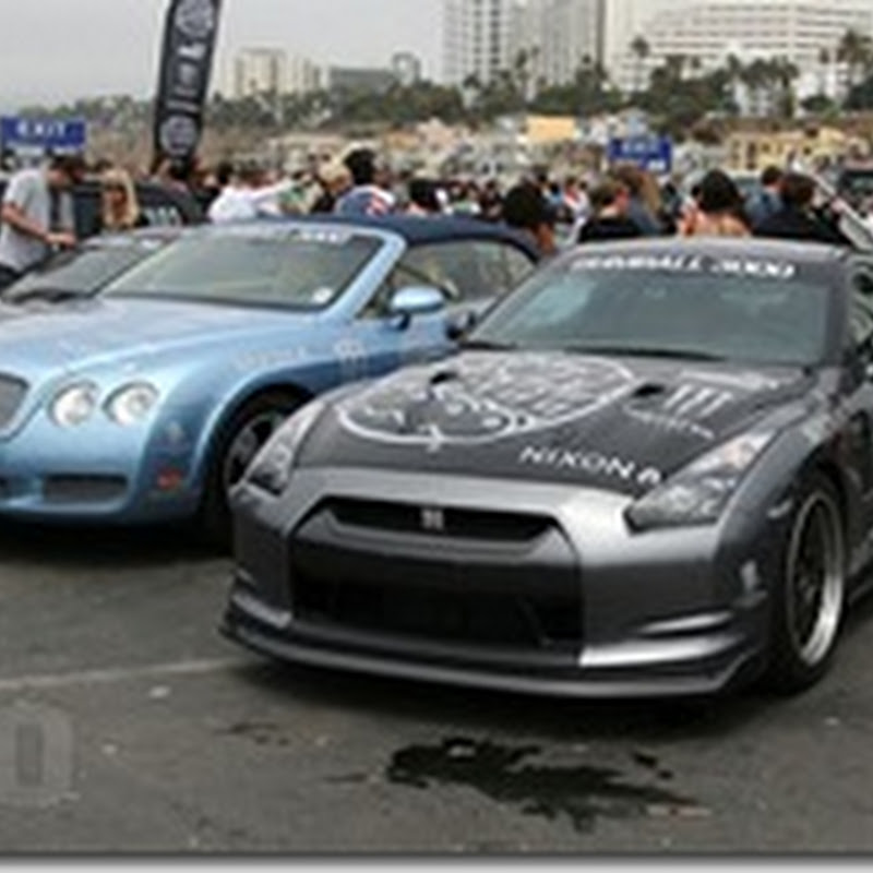 Gumball Rally in a 750 Horsepower GT-R