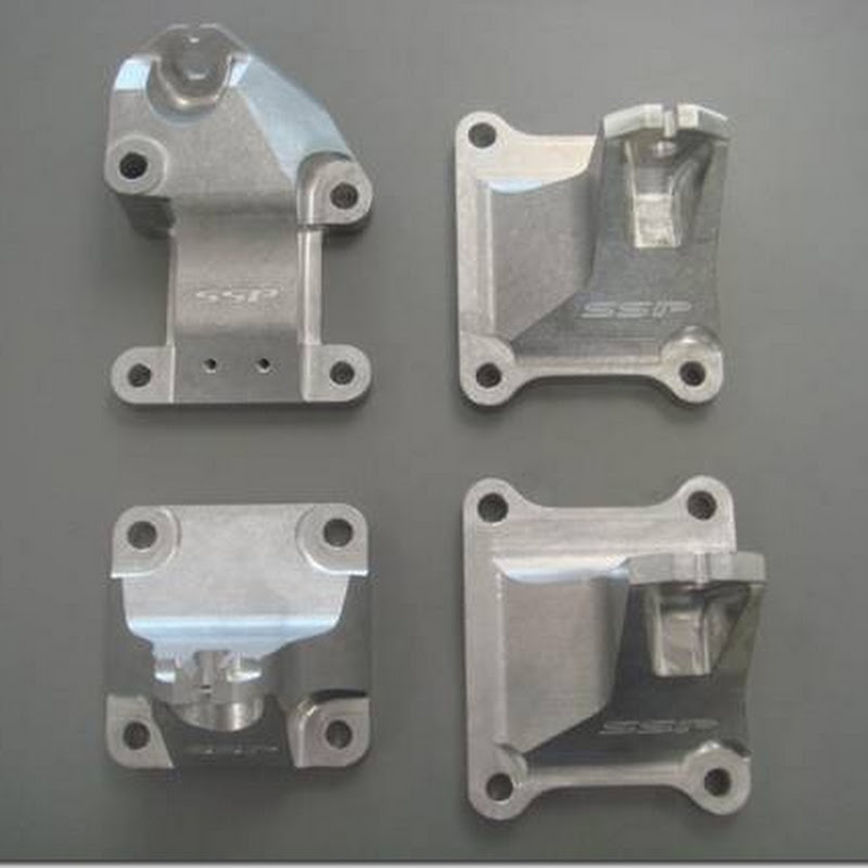 SSP Solid Transmission Mounts