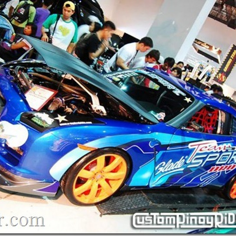 R33 to R35 GT-R Conversion : Drift Car Philippines