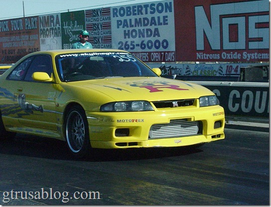 Nissan Skyline GT-R s in the USA Blog: This is the Reason ...