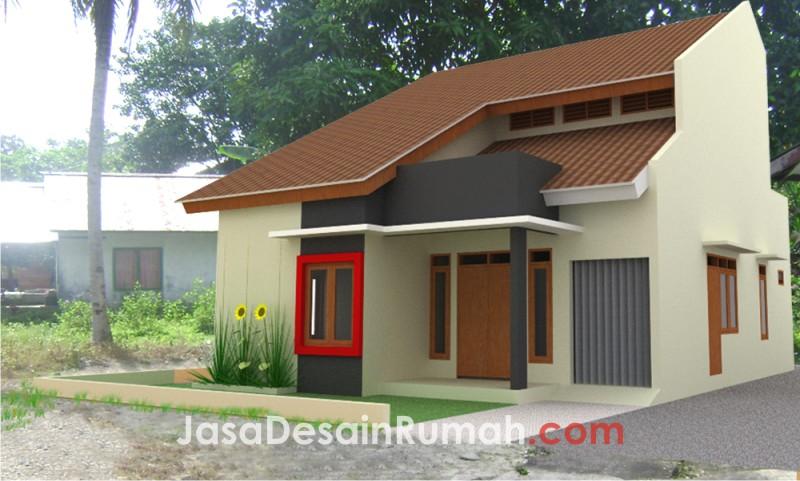 Rumah Simple 1 Lantai