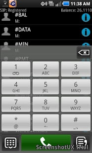 Mission-Tel Softphone - screenshot thumbnail