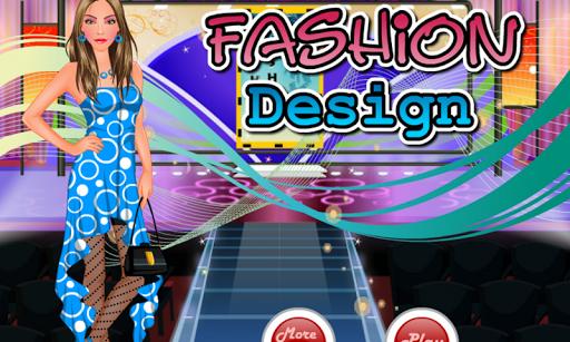免费时装设计师游戏