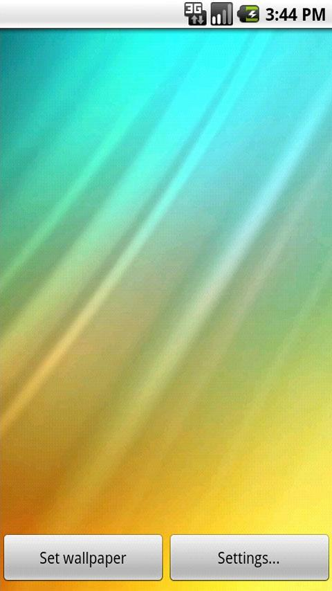 Abstract Light Lines LW 182 V2 - screenshot