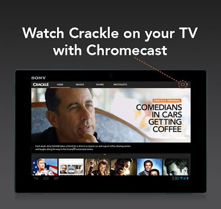 Crackle - Movies & TV 4.4.4.6 screenshot 81995