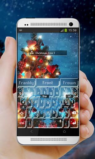 聖誕裝飾 TouchPal Theme|玩個人化App免費|玩APPs