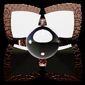 brown liz Next Launcher Theme