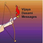Vijayadasami(Dusehra) Messages