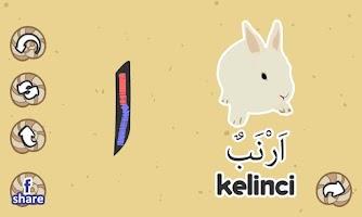 Screenshot of Belajar Menulis Hijaiyah