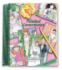 polished conerstones