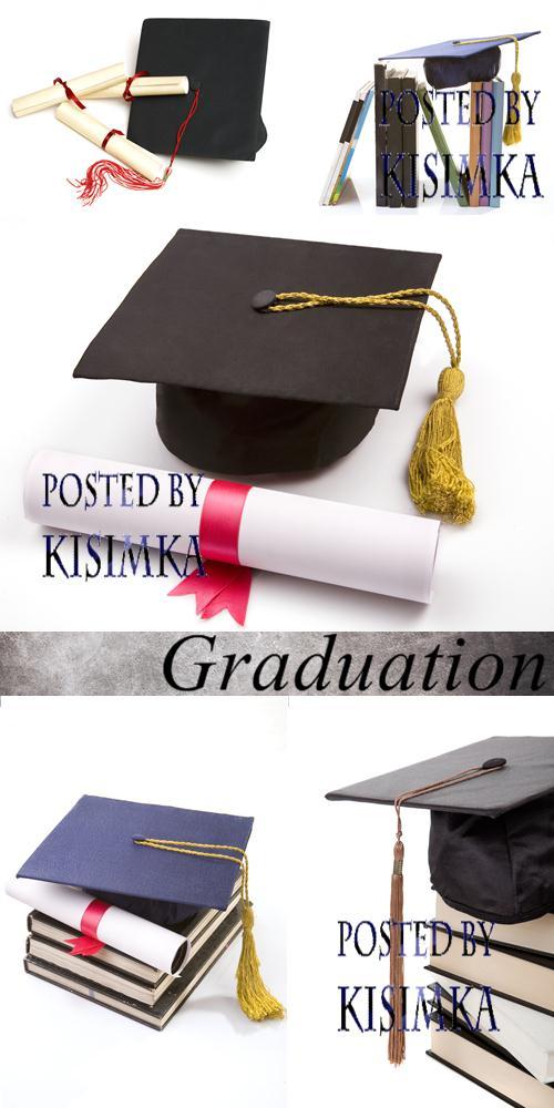 Stock Photo: Graduation