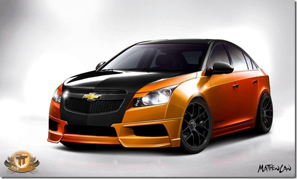 Demo Bkb Chevrolet Cruze Modified By Elite Tuner Of Canada Etc