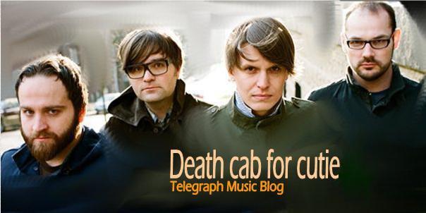 Death cab for cutie, una chispa de genialidad