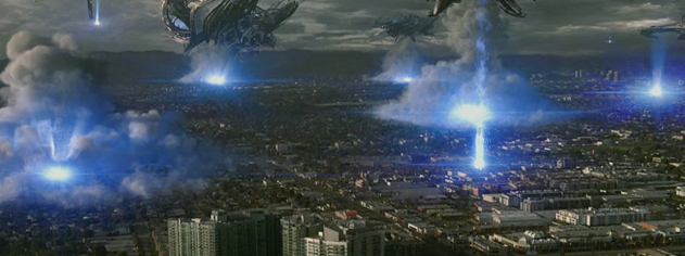 Skyline, ¿otro Independence day?