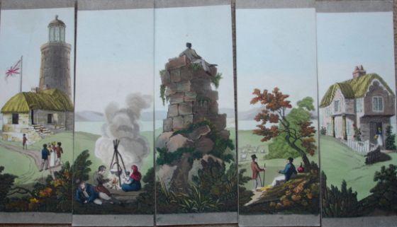 Veinte billones de formas de ver un paisaje (1830)
