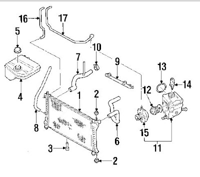 Ford Focus Heating Diagram